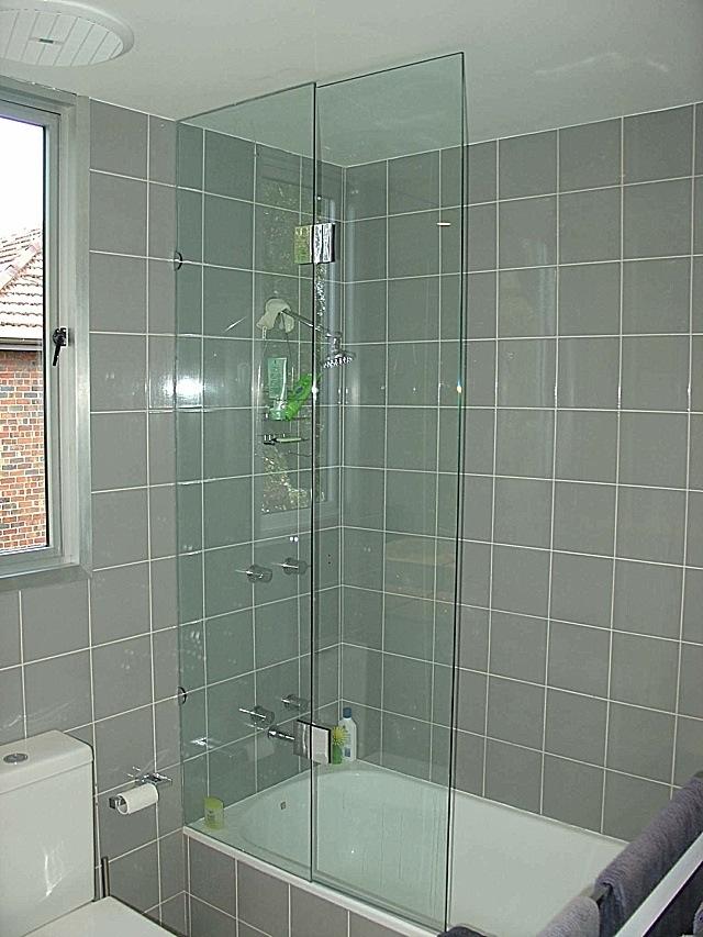 Frameless Shower Screen Melbourne Custom Fabrication On